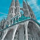 Sagrada Familia by Andre Roberts