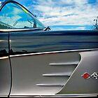 Corvette #1 by Kiki7000