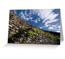 Donegal Sky Greeting Card