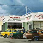 Higgins Automotive by Michael Ward