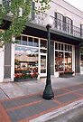 Downtown Shops by Jay Gross