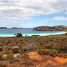 Lucky Bay, Cape Le Grande National Park, Western Australia by Adrian Paul