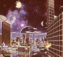 Galveron City 2 by AlienVisitor