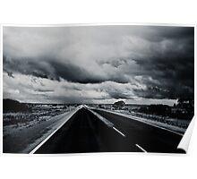 Wild West Highway Poster