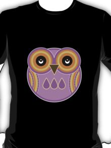 Purple Owl T-Shirt