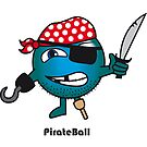 Pirate Ball by brendonm