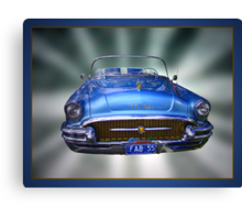 1955 Buick Roadster Canvas Print
