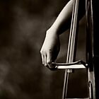 The Cello by MATTEOX