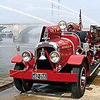1927 Deluge Master FireFighter by mstinak