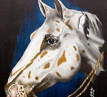 Precious Appaloosa by Pauline Sharp