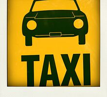 Taxi... by polaroids