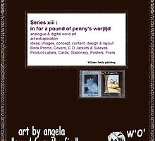 xiii-in for a pound-cover_artbyangela by artbyangela