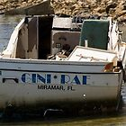 Trashed at Sea!! by Donna Adamski