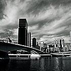 Brisbane by AnneKurniawati