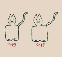 Copy Cat by seanseen
