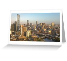Melbourne Greeting Card