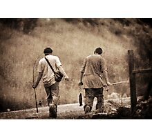 Successful Day Fishing Photographic Print