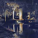 Lake Cave, Margaret River, Western Australia by Adrian Paul