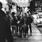 Naked I With Boston Crew by gailrush