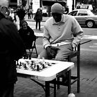 Chess on 5th Street by brittany m. photography