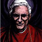 Pope Benedict XVI by Conrad Stryker