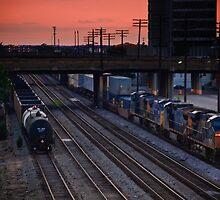 Good night, Birmingham by Phillip M. Burrow
