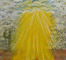 Breakthrough is Coming by propheticart
