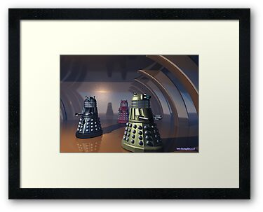 Exterminate by Shaun Williams