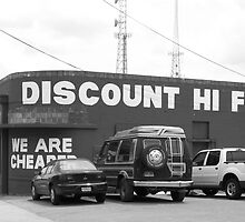 Discount HI FI by . NEY.