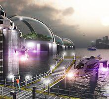 Waterworld by Shaun Williams