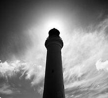 Split Point Lighthouse Eclipse 2 by Richard Heath