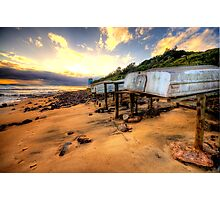 Old But Reliable - Long Reef, Sydney- The HDR Experience Photographic Print