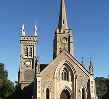 St Andrews Uniting Church c1844 by ScenerybyDesign