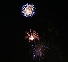 Fireworks by Jim Seery