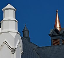 Turrets by Erika Gouws