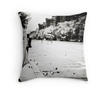LIFE that is Coming... Throw Pillow