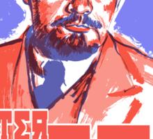 Lenin Sticker