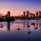 City of Sydney by Jason Pang, FAPS FADPA