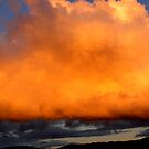 Fire in the Sky 2 by Deanna Roberts Think in Pictures