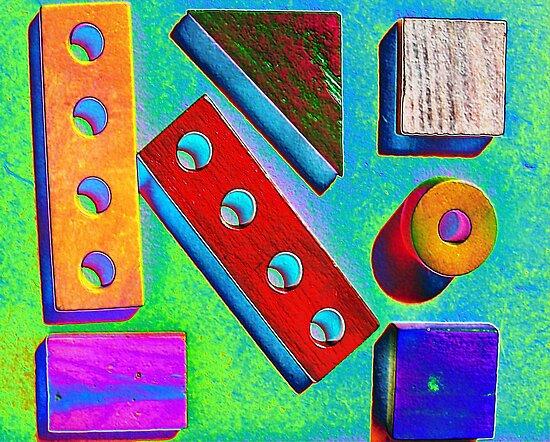 Blocks at Kindy by exaltedshrimp