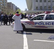Mass on Pennsylvania  Avenue by Matsumoto