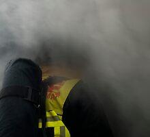 Smoke and rain by Dean Symons