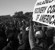 The Million Man March Recovery Coalition Plate #1 by Matsumoto
