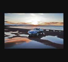 Porsche Boxster at Sunset by justhypemedia