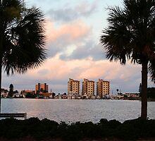 Bay Skyline by kinz4photo