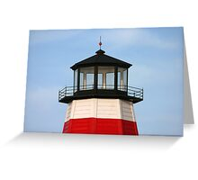 Johns Pass Lighthouse Greeting Card