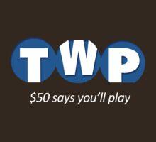 TWP T-shirt by qrhombus