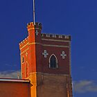 Lathlain Red Castle - Western Australia  by EOS20