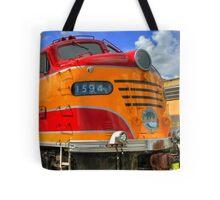 Florida East Coast Railway 1594 Tote Bag