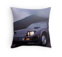 1984 300ZX Turbo Throw Pillow